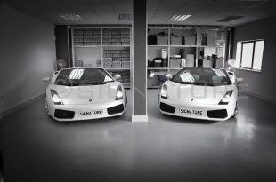 Lamborghini Gallardo Sypder Vs Lamborghini Gallardo Spyder