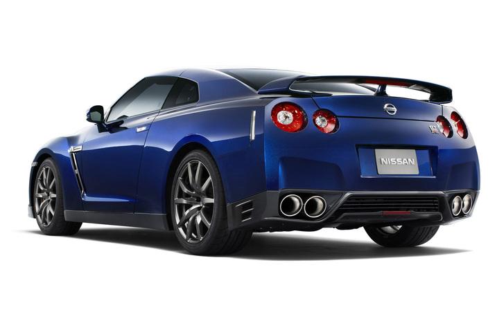 Nissan Gt R R35 Skyline 2012 Revealed