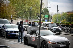 Mustang & BMW Z4