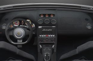 LP570-4 Performante Interior
