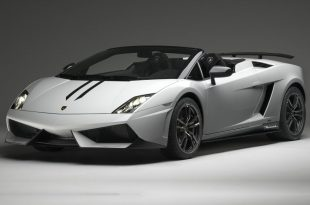LP570-4 Performante Front View