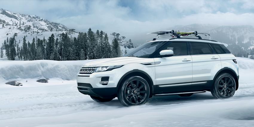 City Car Driving Range Rover Evoque