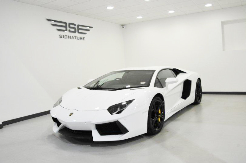 We Are Extremely Delighted To Announce The Addition Of This New Lamborghini  Aventador ...