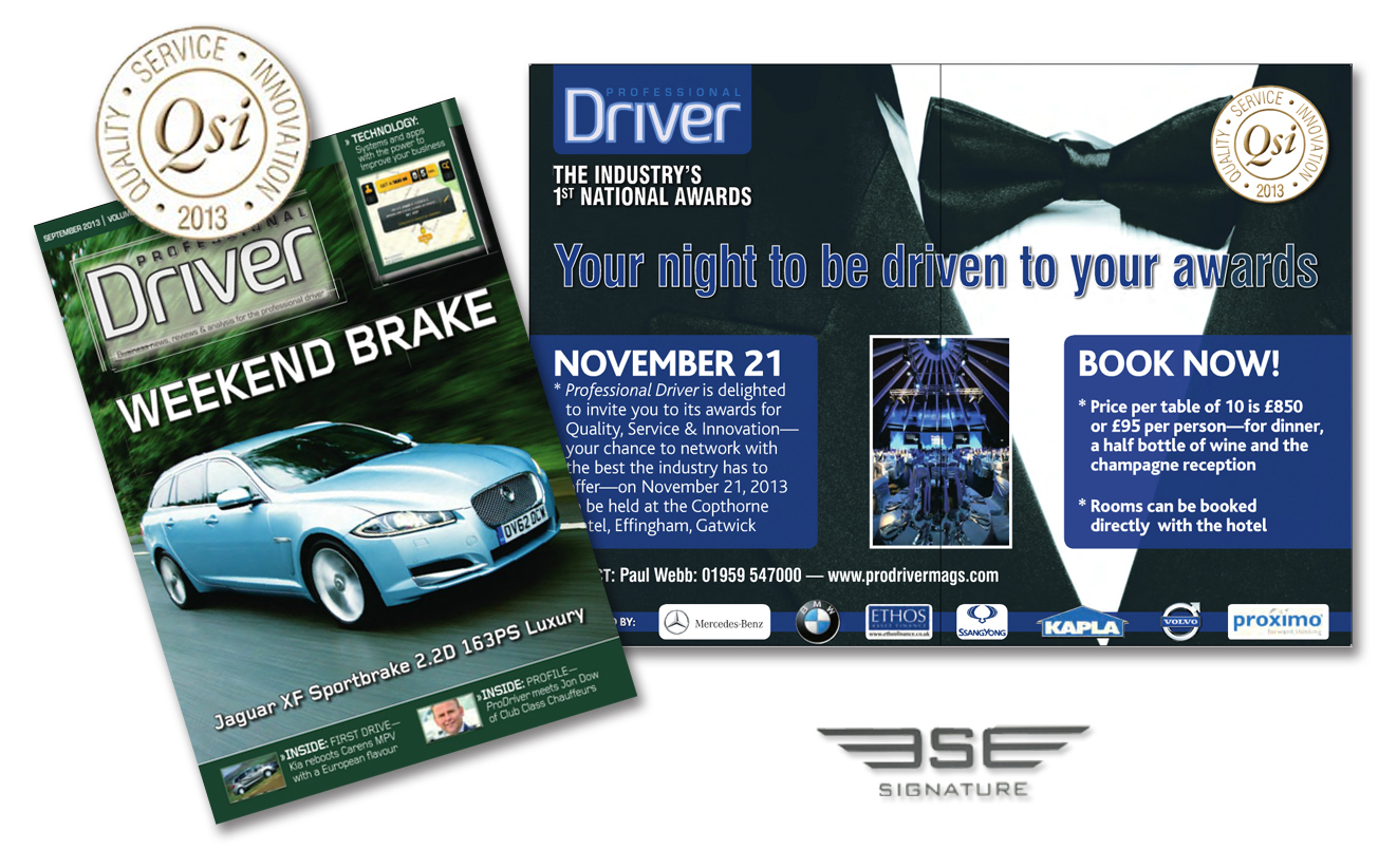 signature-car-hire-shotlisted-for professional-driver-magazine-qsi-awards2013