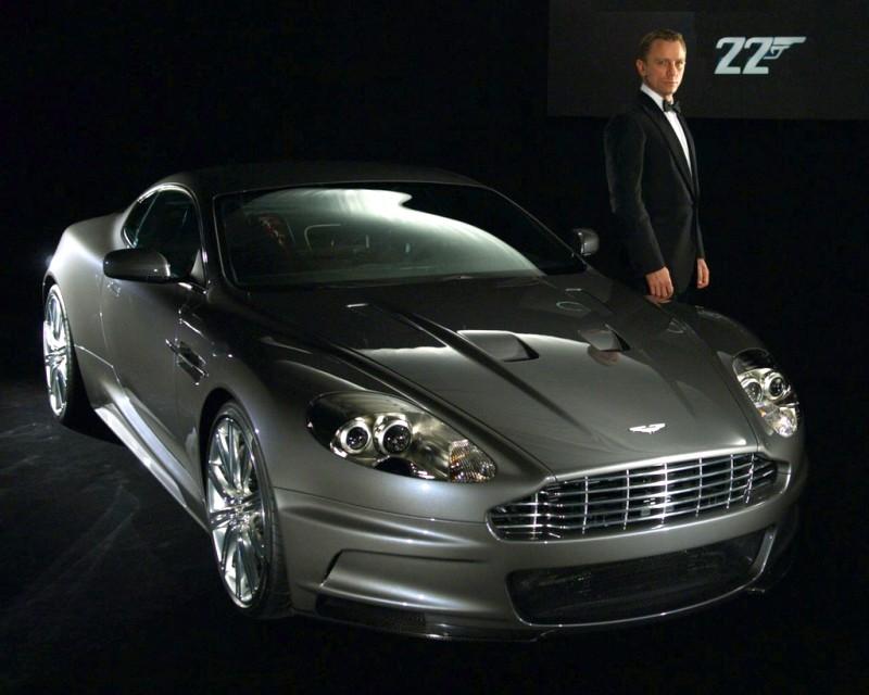 Hire A Bond Car