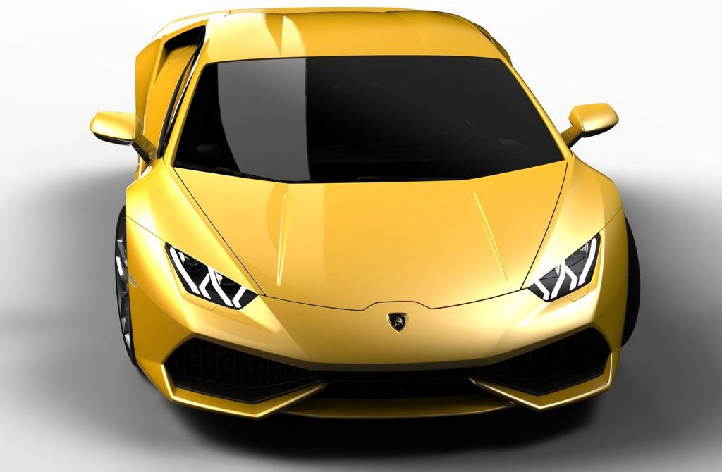 Lamborghini Choses Huracan As The Name For New Model