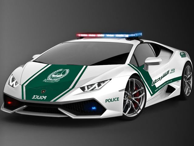 lamborghini hurac n and the dubai police. Black Bedroom Furniture Sets. Home Design Ideas