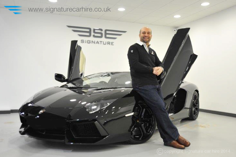 signature-car-hire-founder-dee-lamborghini-aventador-black