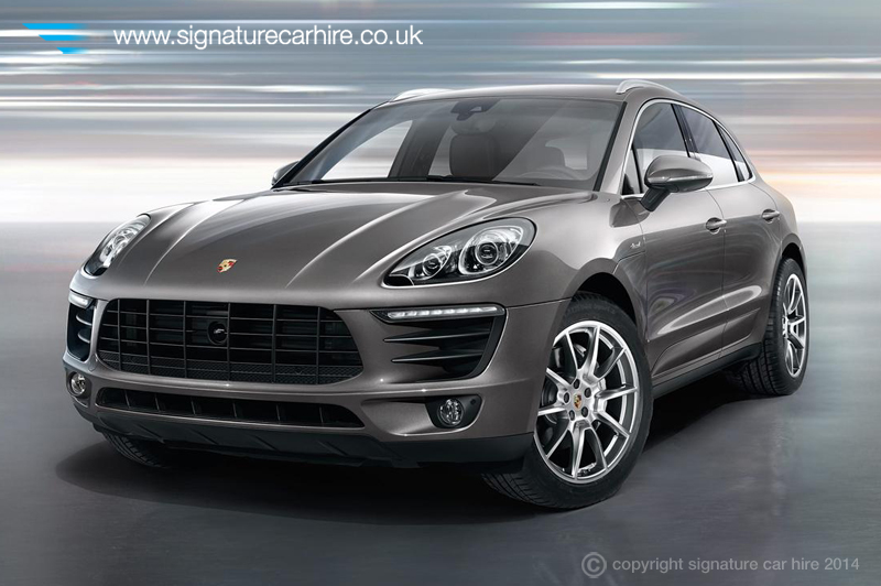 signature-car-hire-porsche-macan-front-side