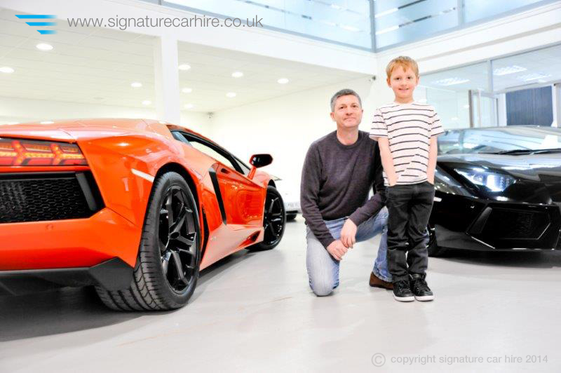 signature-car-hire-aventador--big-day-with-daddy