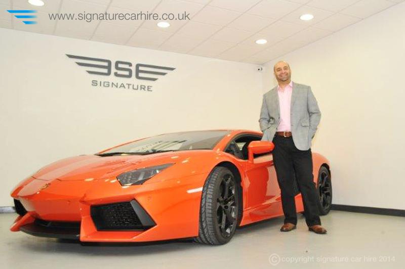 signature-car-hire-founder-dee-lamborghini