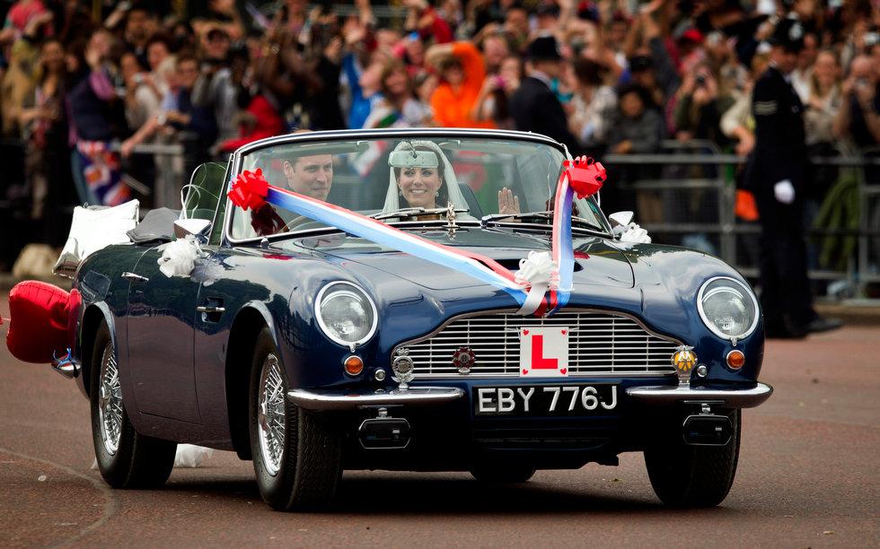 Aston Martin Amp Royalty