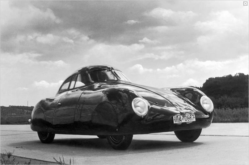 porsche-1940