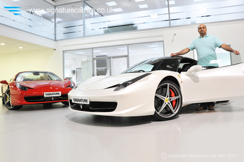 signature-car-hire-dee-bhatia-ferrari-458s