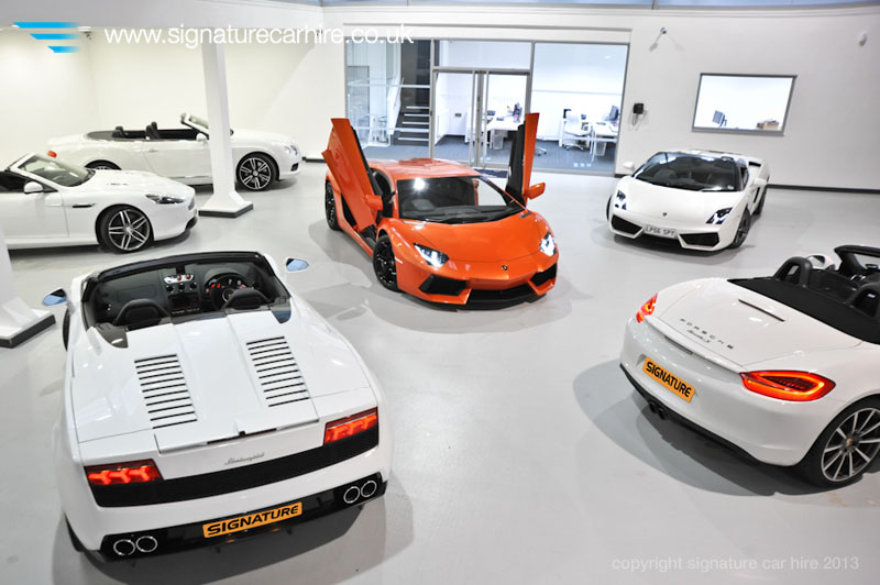 signature-car-hire-experience-centre-supercar-fleet