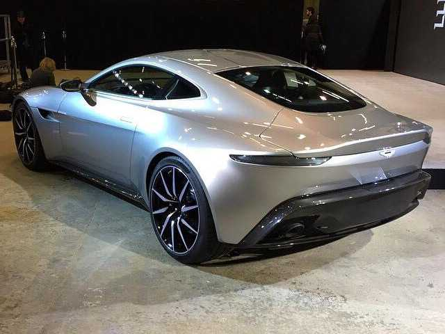 bond gets new wheels aston martin db10. Black Bedroom Furniture Sets. Home Design Ideas
