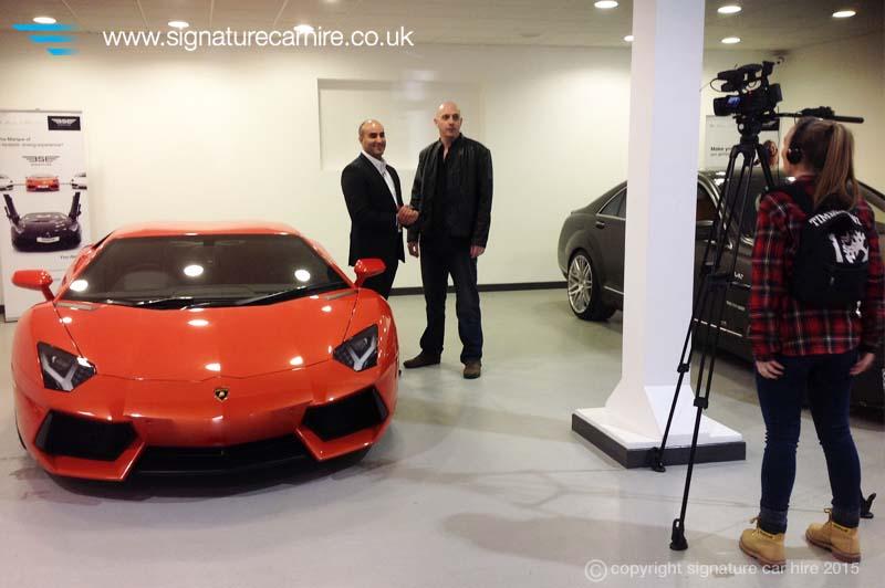 signature-car-hire-only-motors-filming