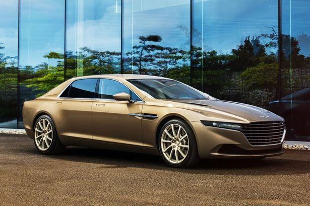 Aston-Lagonda