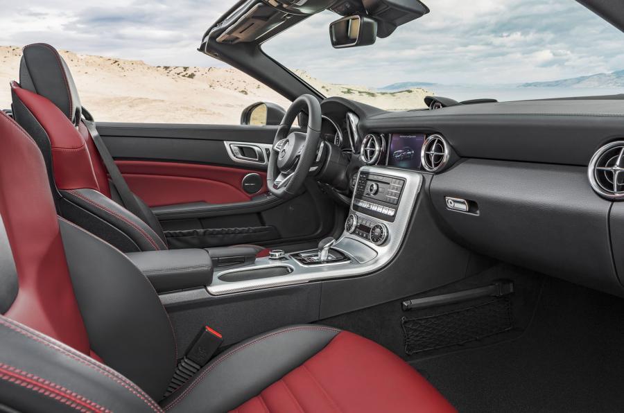 Mercedes-benz-slc-detroit-motor-show