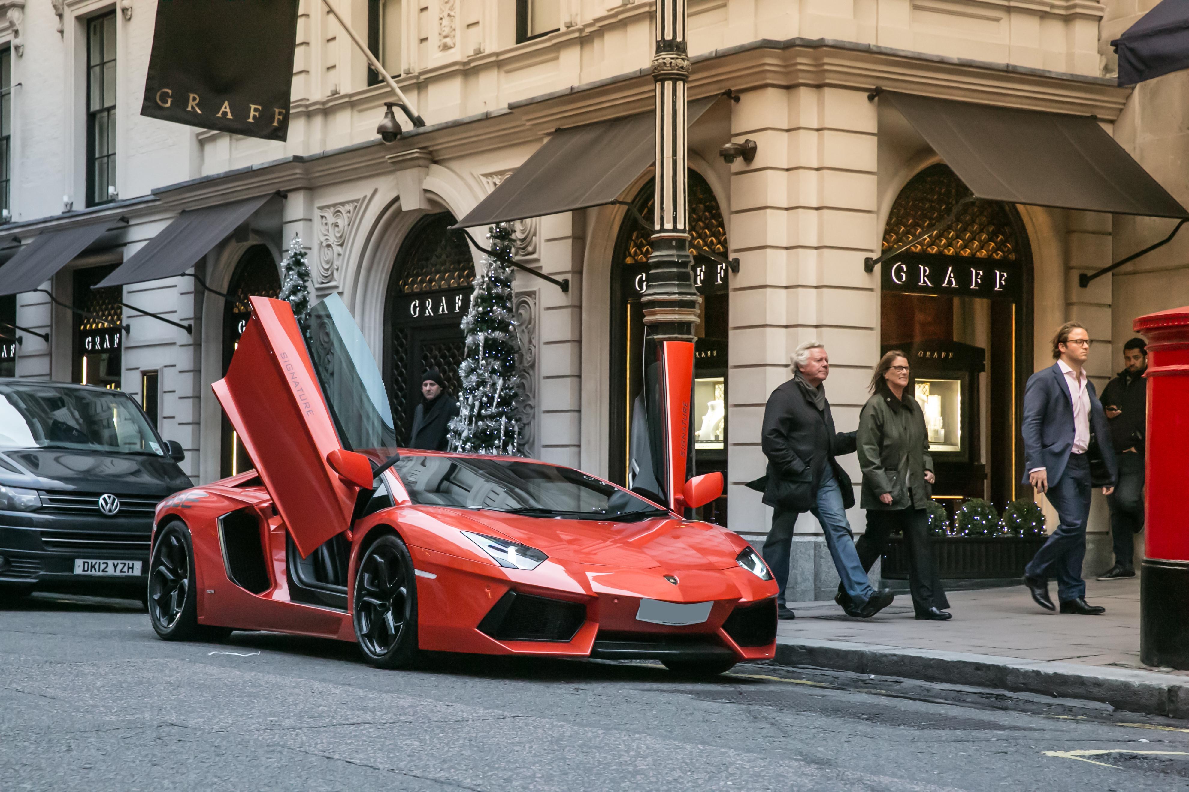 Lamborghini Set To Surprise At Geneva Motor Show 2016