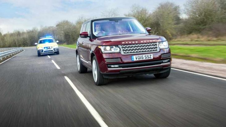 Jaguar-Land-Rover-Autonomous-Vehicle