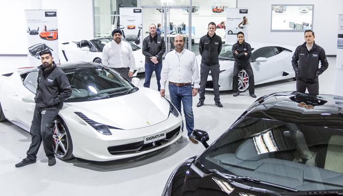 signature-car-hire-team