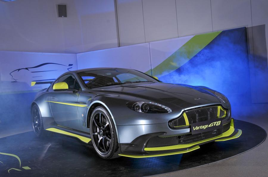 Aston Martin Announce New Limited Edition Vantage Gt8