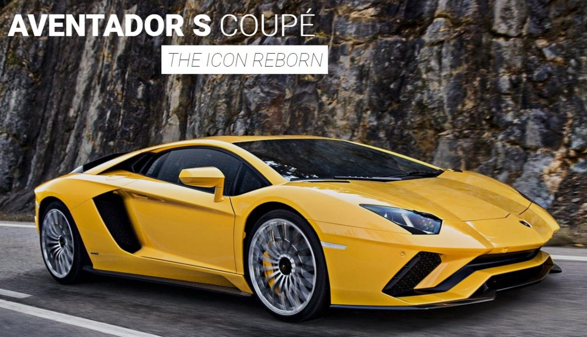 The New Lamborghini Aventador S Coup 233