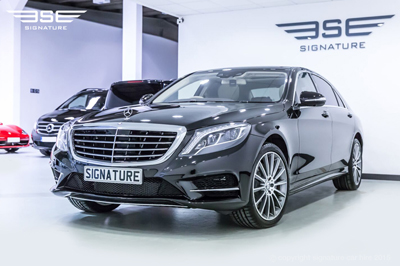 mercedes-new-s-class-S500-AMG-LWB-Hybrid-front-side-aspect