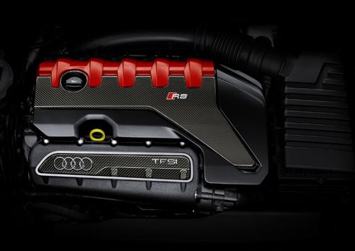 2.5 TFSI engine
