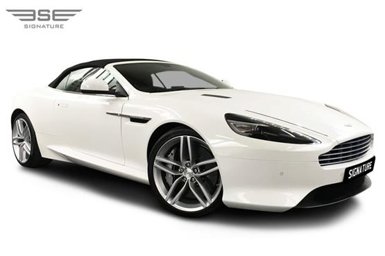 Rent Aston Martin DB9 Volante