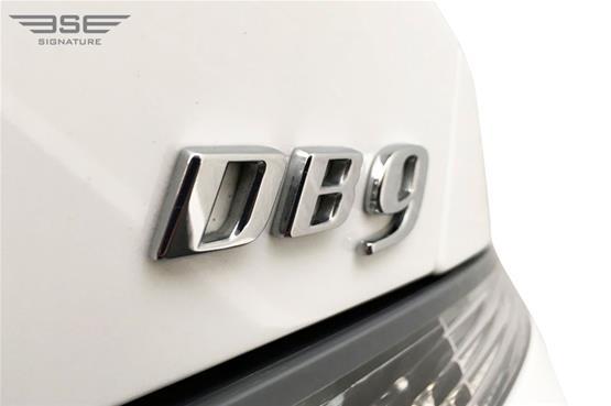 Aston Martin DB9 Volante Logo
