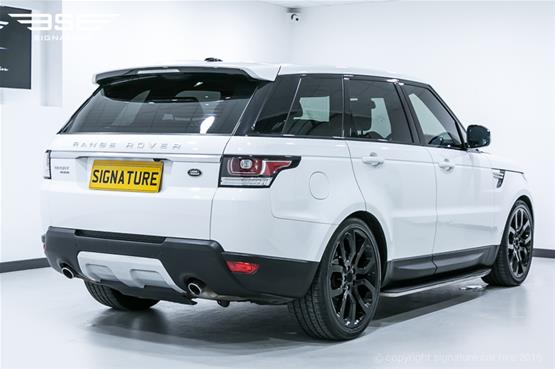 All New Range Rover Sport HSE 3.0L SDV6