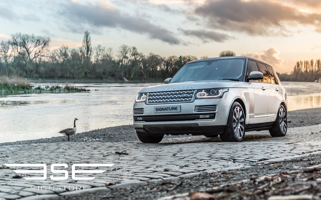 All New Range Rover Vogue Autobiography 5.0L V8 S/C