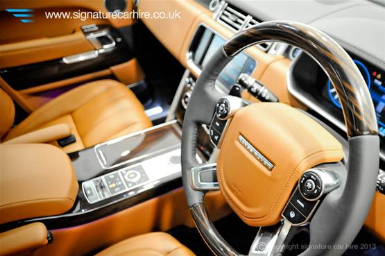 All new Range Rover 4.4. SDV8 Autobiography