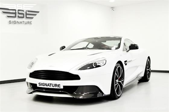 Aston Martin The New Vanquish Coupe