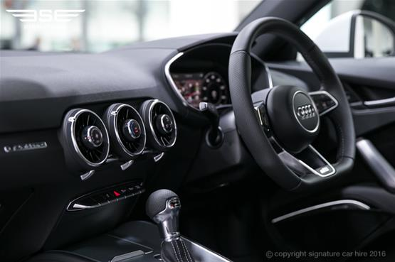 Audi TT Coupe S Line 2.0 TFSI Quattro S Tronic
