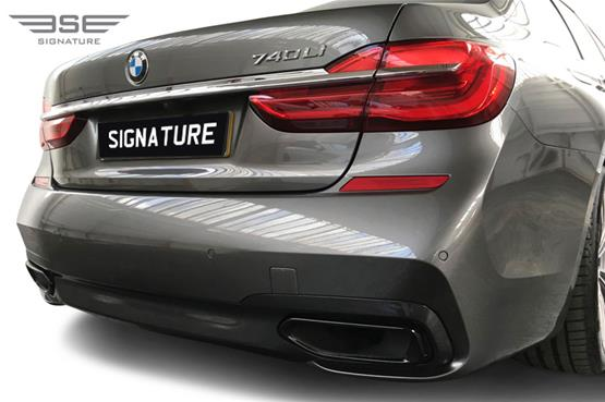 BMW 740i M LWB Rear Bumper