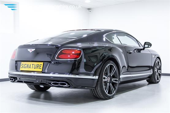 Bentley GT Coupe V8S