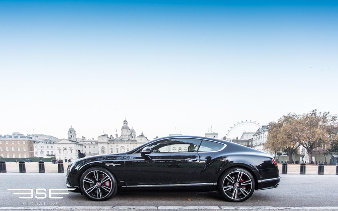 Bentley GT V8 Concours Black