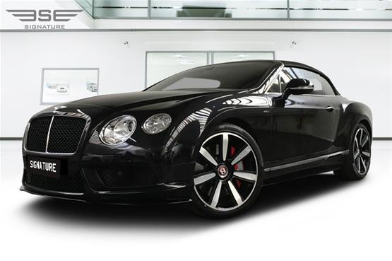 Hire Bentley GTC