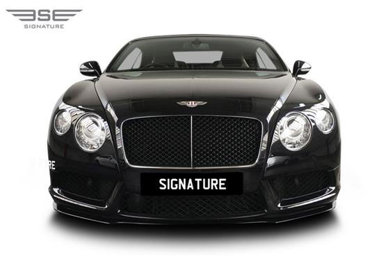 Bentley GTC Front View