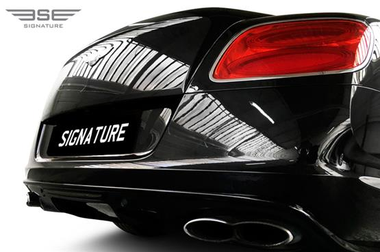 Bentley GTC Rear Bumper
