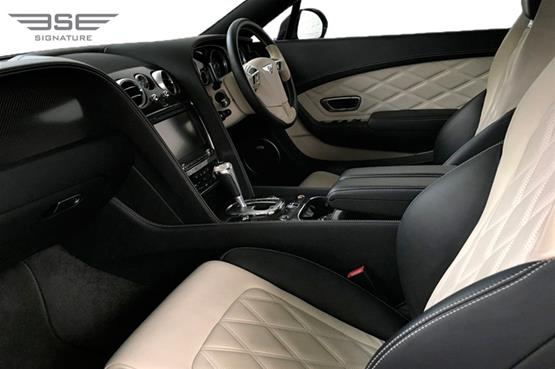 Bentley GTC Interior