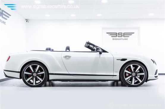 Bentley GTC V8 S
