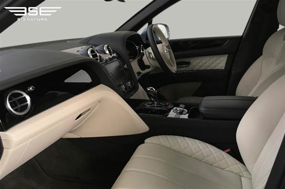 Bentley Bentayga Front Seats