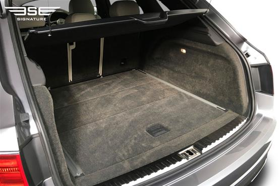 Bentley Bentayga Boot Space