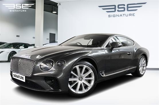 Rent Bentley Continental GT W12