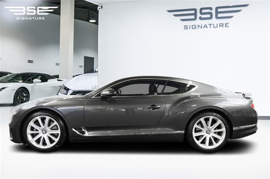 Bentley Continental GT W12 Left View