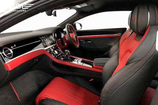 Bentley Continental GT W12 Interior